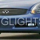 Infiniti G35 Sedan Coupe Xenon Foglamps Foglights Driving Fog Lamps Lights Drivinglights Kit
