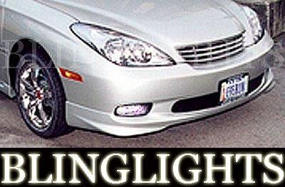 2002-2004 LEXUS ES300 EREBUNIFOG LIGHTS DRIVING LAMPS LIGHT LAMP KIT 2003
