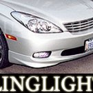 2002-2004 LEXUS ES300 EREBUNIFOG LIGHTS DRIVING LAMPS LIGHT LAMP KIT 2003