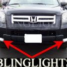 2006 2007 2008 Honda Pilot Xenon Fog Lamps Driving Lights Foglamps Foglights drivinglights kit