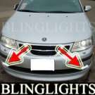 2003-2007 SAAB 9-3 ARC 2.0T XENON FOG LIGHTS DRIVING LAMPS LIGHT LAMP KIT 2004 2005 2006