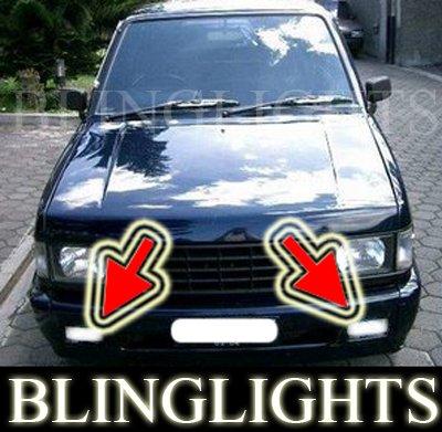 ISUZU PANTHER XENON BUMPER FOG LIGHTS DRIVING LAMPS LIGHT LAMP KIT