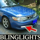 1999-2002 SAAB 9-3 VIGGEN XENON FOG LIGHTS DRIVING LAMPS LIGHT LAMP KIT 2000 2001