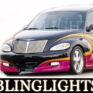 Chrysler PT Cruiser Xenon Crusher Body Kit Bumper Fog Lamps Driving Lights Foglamps Foglights