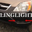 2002 2003 2004 Honda CR-V CRV Xenon Foglamps Foglights Driving Fog Lamps Lights Kit