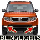 2009 2010 2011 Honda Element Xenon Foglamps Foglights Driving Fog Lamps Lights Kit