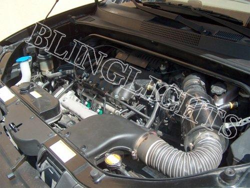 2004-2009 Hyundai Tucson 2.7L V6 Cold Air Intake Kit Performance CAI