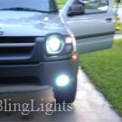 2002 2003 2004 Nissan Xterra Xenon Fog Lamps Lights Kit