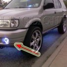 2002 2003 ISUZU RODEO SPORT ANGEL EYE FOG LIGHTS HALO DRIVING LAMPS HALOS EYES LIGHT LAMP KIT