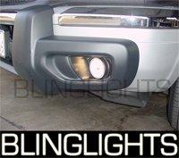 2003 2004 2005 Honda Pilot Xenon Fog Lamps Driving Lights Foglamps Foglights Kit