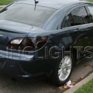 2007 2008 2009 2010 Chrysler Sebring Tinted Smoked Taillamps Taillights Protection Overlays Film