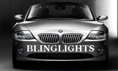 2003 2004 2005 bmw z4 xenon foglamps foglights. Black Bedroom Furniture Sets. Home Design Ideas