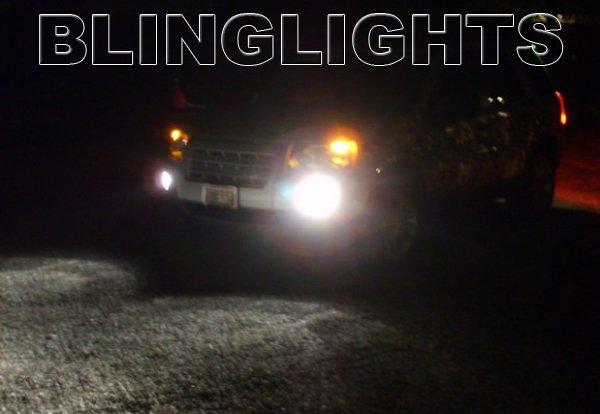 2007-2010 Land Rover LR2 Fog Lamps Freelander 2 Lights