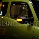 JEEP WRANGLER SIDE LED MIRRORS TURN SIGNALS TURNSIGNALS LIGHTS LAMPS YJ TJ JK LJ SE JK CJ7 J8