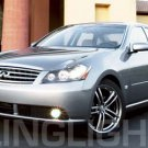 2006 2007 Infiniti M35 M45 Xenon Fog Lights Driving Lamps Kit