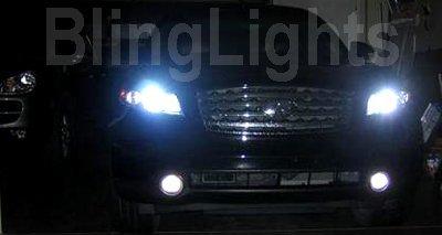 2003-2013 Infiniti FX FX35 FX37 FX45 FX50 Xenon HID Replacement Light Bulbs for Headlamps Headlights