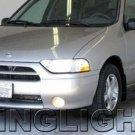 2001 2002 Nissan Quest Angel Eye Fog Lamps Lights
