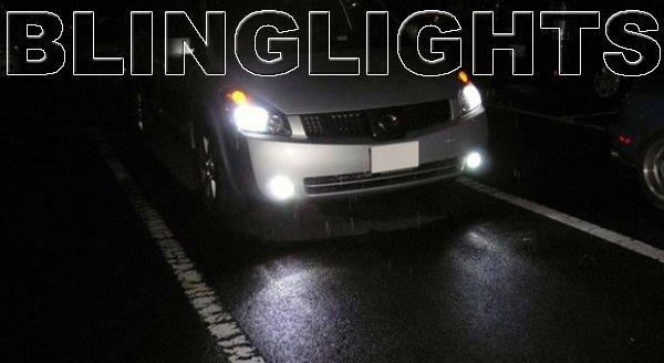 2004 2005 2006 2007 2008 2009 2010 Nissan Quest Xenon Fog Lights Driving Lamps Foglamps Kit
