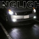 2004 2005 2006 2007 2008 2009 2010 Nissan Quest Xenon Fog Lights Driving Lamps Foglamps Kit