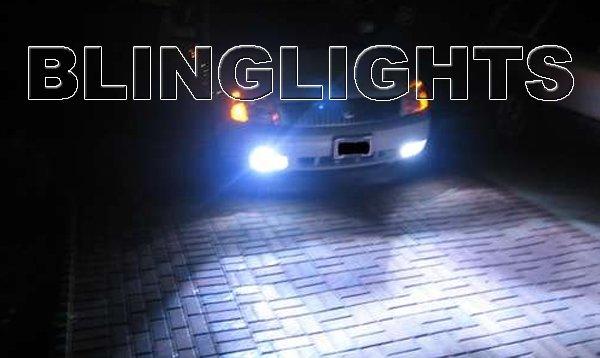 2005 2006 2007 Mercury Montego Xenon Fog Lamps Driving Lights Kit