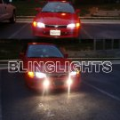 1997-2002 Mitsubishi Mirage Xenon Fog Lights Driving Lamps Kit 1998 1999 2000 2001