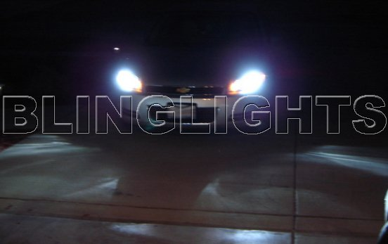 Chevy Impala Head Lamps HID Xenon Lights Conversion Kit