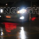 2006 2007 2008 2009 Chevy Impala Xenon Razzi Body Kit Fog Lights Driving Lamps Chevrolet