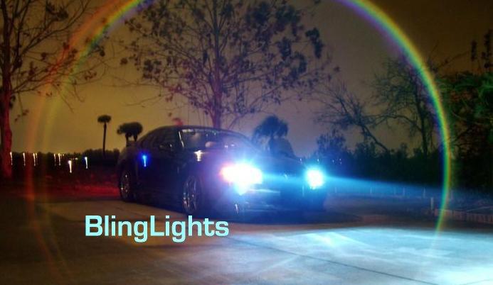 1998 1999 2000 Mercedes-Benz C230 HID Replacement Bulbs Headlights Headlamps Head Lights Lamps C 230