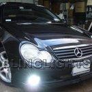 2001 2002 2003 2004 Mercedes-Benz C200 Xenon Fog Lights Driving Lamps Foglamps Kit C 200 w203