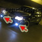 2005 2006 2007 Mercedes C280 Xenon Fog Lights Driving Lamps Foglights Foglamps Kit w203 C 280