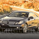 2010 2011 Mercedes E250 Coupe CDI CGI SE Fog Lights Driving Lamps w212 e 250 Coupé BlueEFFICIENCY