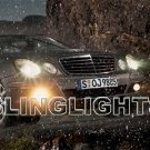 2010 2011 Mercedes-Benz Estate E63 AMG Fog Lights Driving Lamps Foglamps Foglights Kit E 63 w212