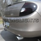 2000 2001 Plymouth Neon Tinted Smoked Tail Lamps Lights Overlays Film Protection
