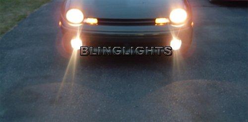 1997 1998 Chrysler Neon SLX CS Fog Lights Driving Lamps Kit