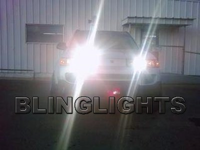 2002 2003 2004 2005 2006 2007 Saturn Vue 4750K Halogen Headlights Bulbs Headlamps Head Lights Lamps