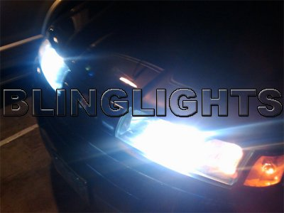 2002 2003 2004 2005 2006 2007 Saturn Vue Xenon HID Kit Headlights Headlamps Head Lights Lamps
