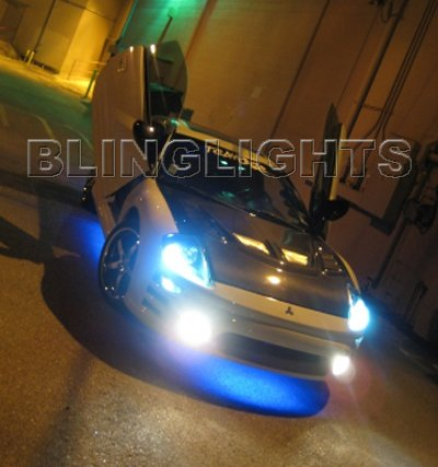 2000 2001 2002 Mitsubishi Eclipse Xenon HID Conversion Kit Headlights Headlamps Head Lights Lamps