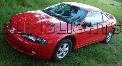1995 1996 1997 1998 Eagle Talon DSM Hella Fog Lights Driving Lamps Kit
