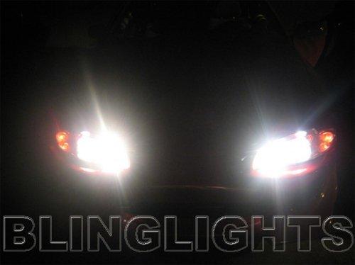 1995 1996 1997 1998 Eagle Talon DSM 4750K White Halogen Headlights Bulbs Headlamps Head Lights Lamps
