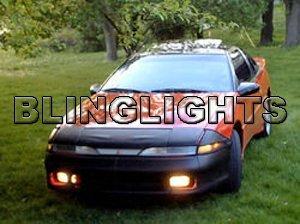 1990 1991 Plymouth Laser JDM DSM Foglamps Foglights Fog Lamps Driving Lights drivinglights Kit