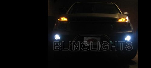2005-2009 Chevy Equinox Fog Lamps Driving Lights Kit