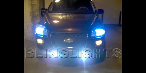 2005 2006 2007 2008 2009 Chevy Uplander 4750K Headlamps Bulbs Headlights Head Lights Lamps Chevrolet