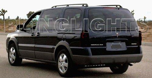 1998 1999 2000 2001 2002 2003 2004 Pontiac Montana Tinted Smoked Taillamps Taillights Overlays