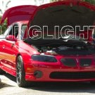 2004 2005 2006 Pontiac GTO Tint Protection Film for Smoked Headlamps Headlights Head Lamps Lights