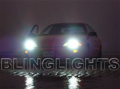 1995 1996 1997 1998 1999 Chevy Cavalier 4750K Halogen Headlamps Bulbs Headlights Head Lamps Lights