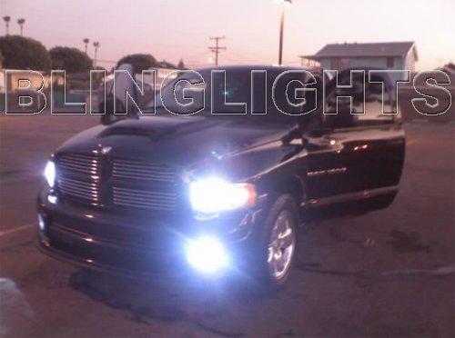 2006 2007 2008 Dodge Ram Blue Xenon HID Conversion Kit Headlamps Headlights Head Lamps Lights