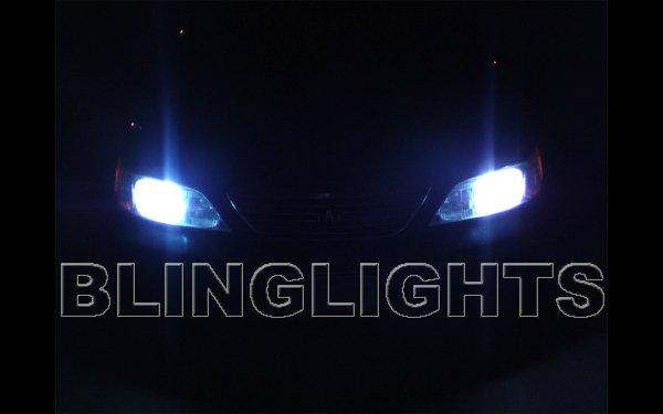 1996 1997 1998 Acura RL Xenon HID Conversion Kit Headlamps Headlights Head Lamps Lights