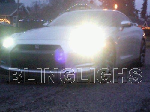 2009 2010 2011 2012 2013 Nissan GT-R GTR Xenon HID Replacement Light Bulbs for Headlamps Headlights