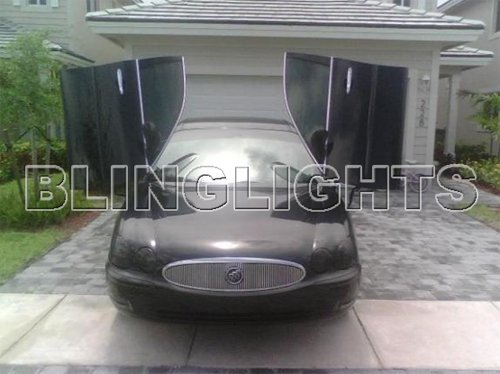 Buick LaCrosse Tint Protection Film for Smoked Headlamps Headlights H