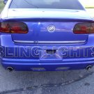 2006 2007 2008 2009 2010 2011 Buick Lucerne Smoked Tint Taillamps Taillights Film Overlays